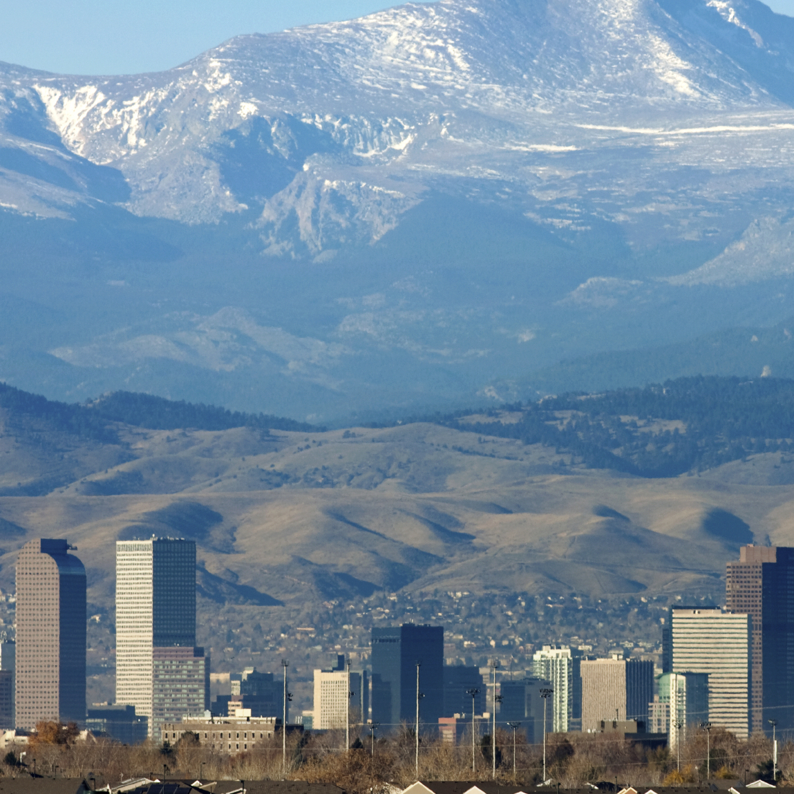 Denver is one of the Top 10 Cities For Accountants