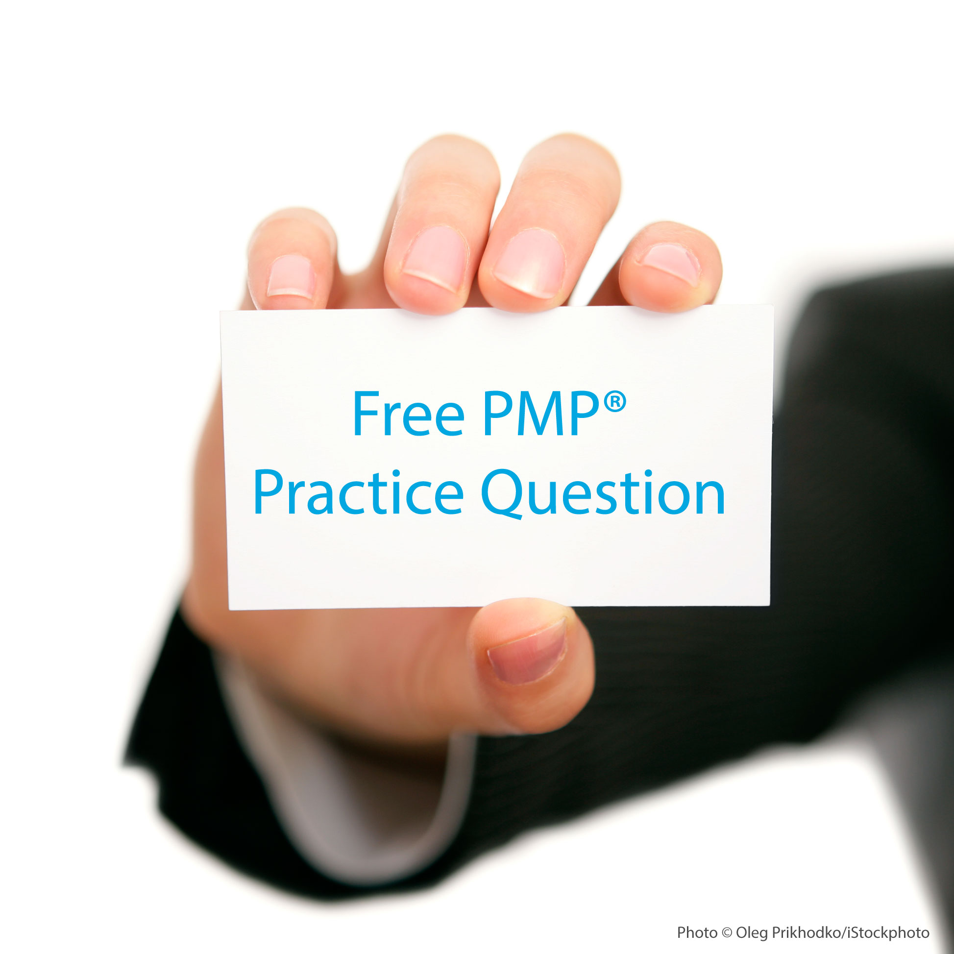 Test prep tuesday free pmp question on project conflict blog xflitez Choice Image