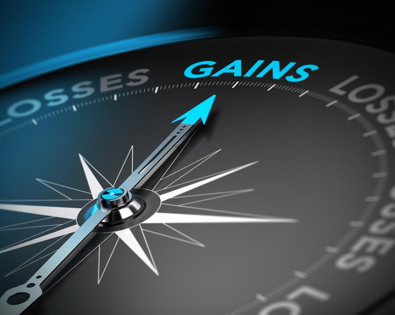 Gains vs Losses