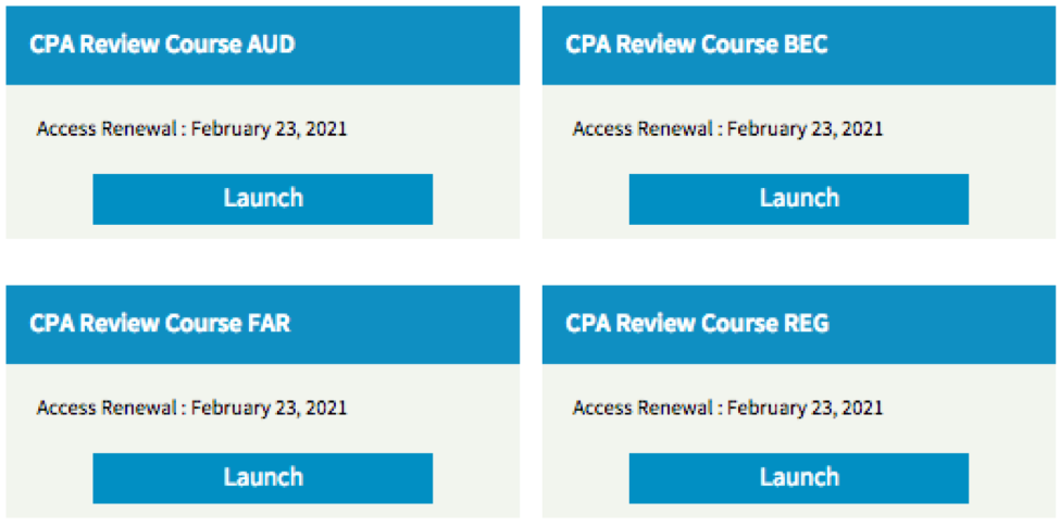 CPA Course Mat