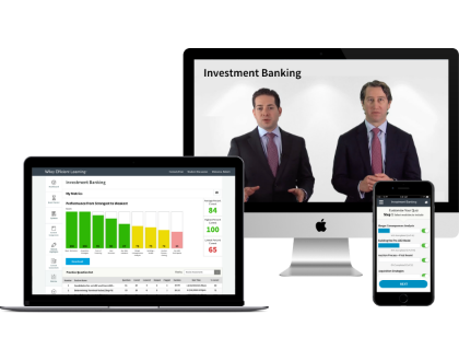 Sign up for you investment banking free trial course