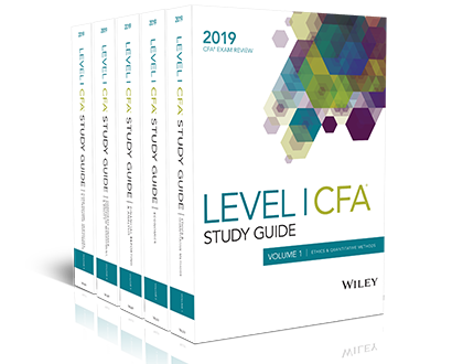 Study Guide for 2019 Level I CFA Exam