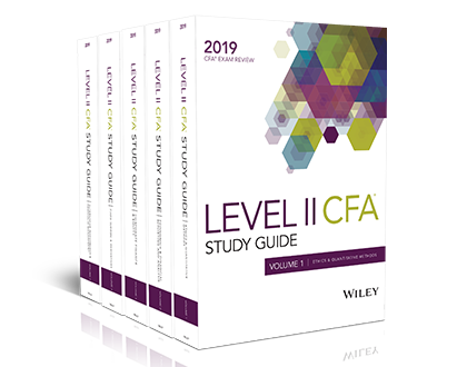 Study Guide for 2019 Level II CFA Exam
