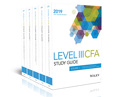 Study Guide for 2019 Level III CFA Exam