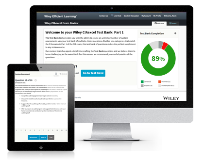 Cia test bank all parts wiley ciaexcel cia test bank fandeluxe