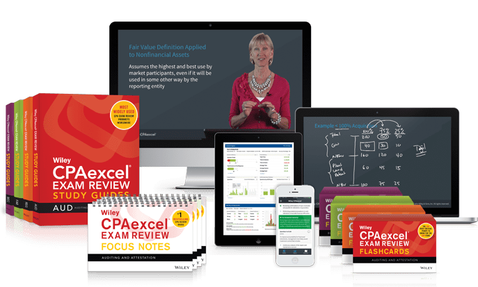 CPA Platinum Review Course 2019 | CPA | Wiley Efficient Learning