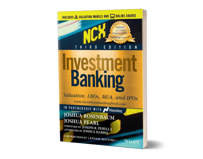 Best-Selling Investment Banking Book