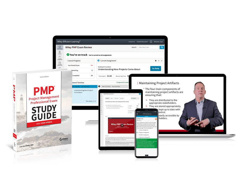 Start Your 14 Day PMP Free Trial Now