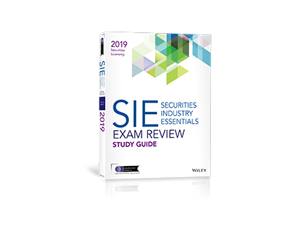 Securities Industry Essentials (SIE) Exam Review Study Guide 2020