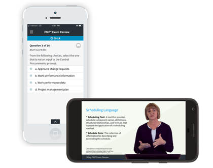 pmp mobile app